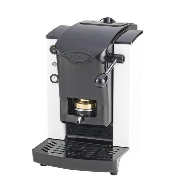 Macchina da caffè in cialde Slot Plast color bianco e nero