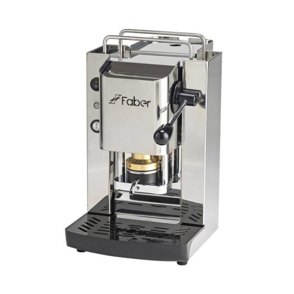 Macchina da caffè in cialde Pro Total Inox